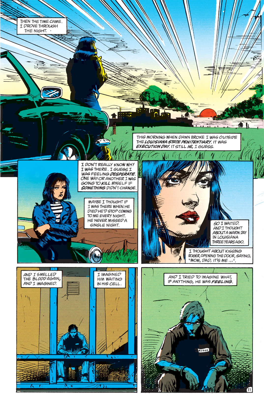 Read online Shade, the Changing Man comic -  Issue #1 - 13