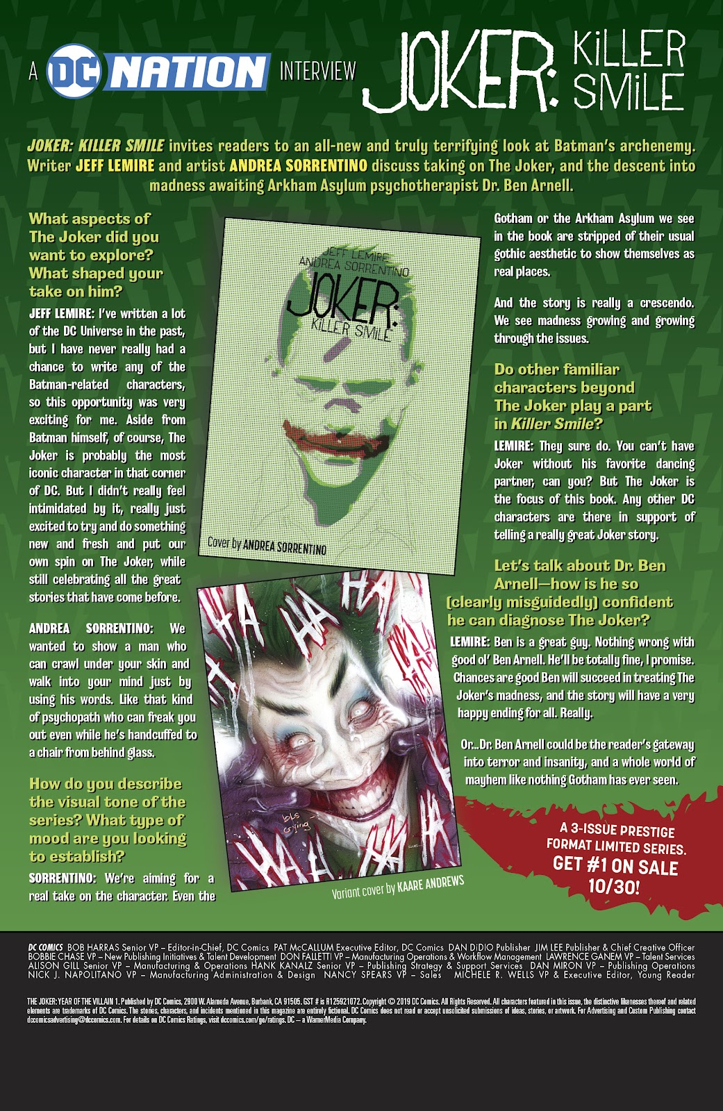 Joker: Year of the Villain issue Full - Page 34