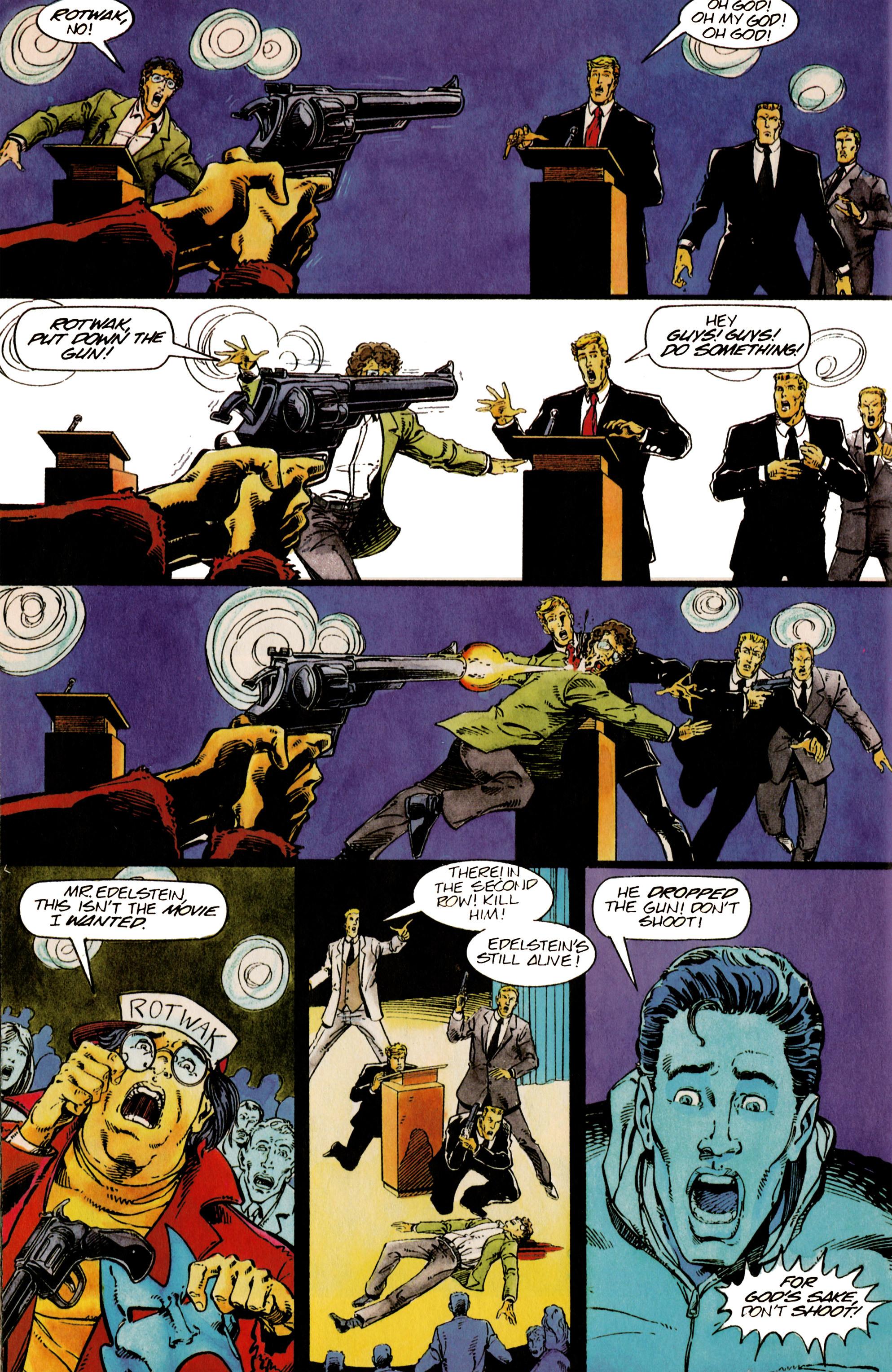 Read online Shadowman (1992) comic -  Issue #24 - 16