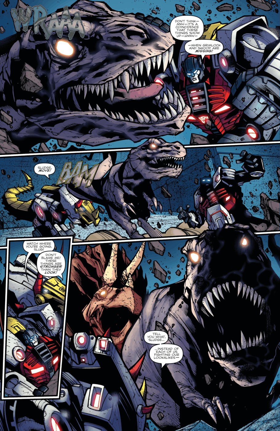 Read online Transformers Prime: Beast Hunters comic -  Issue #4 - 18