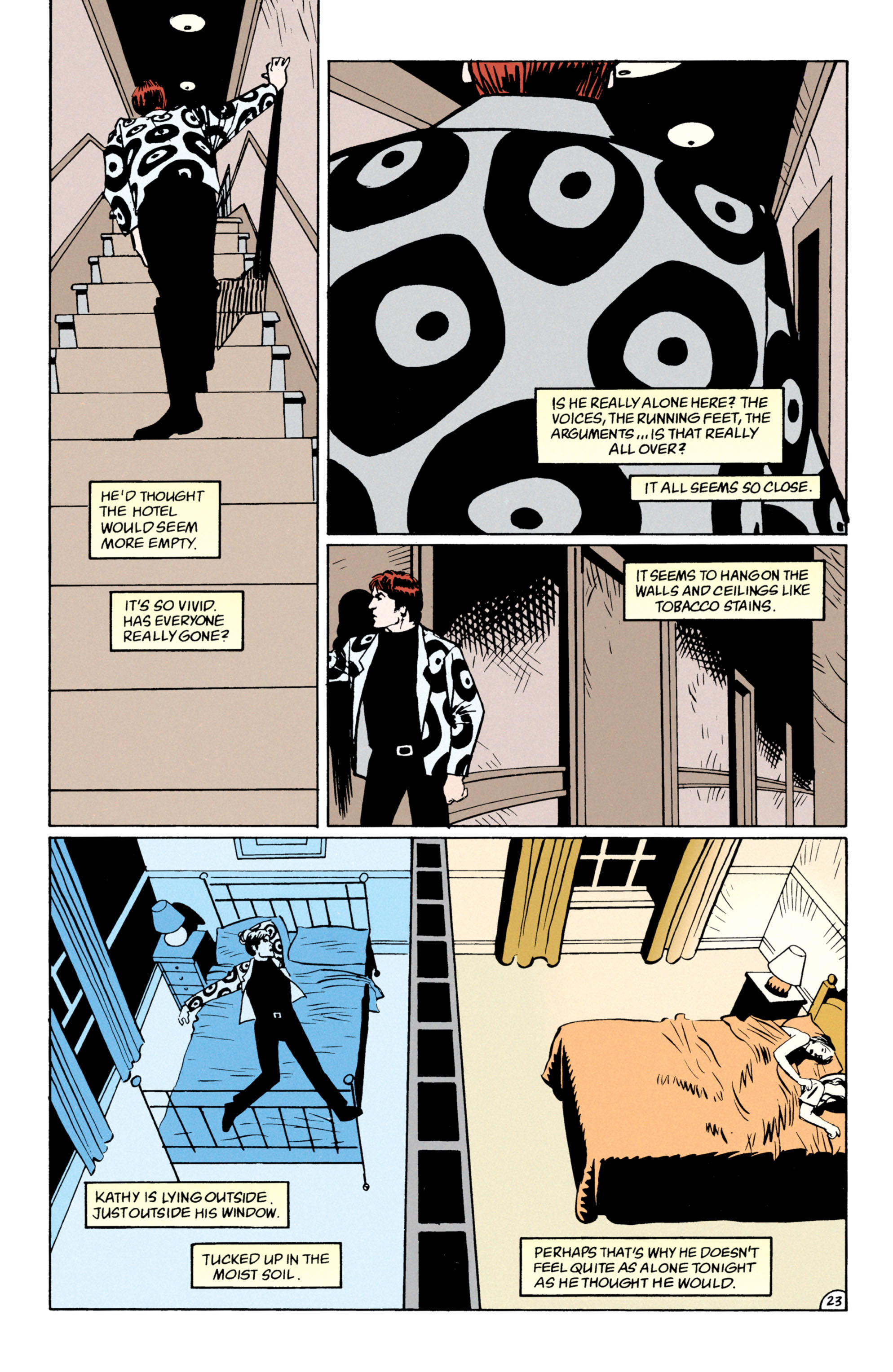 Read online Shade, the Changing Man comic -  Issue #53 - 24
