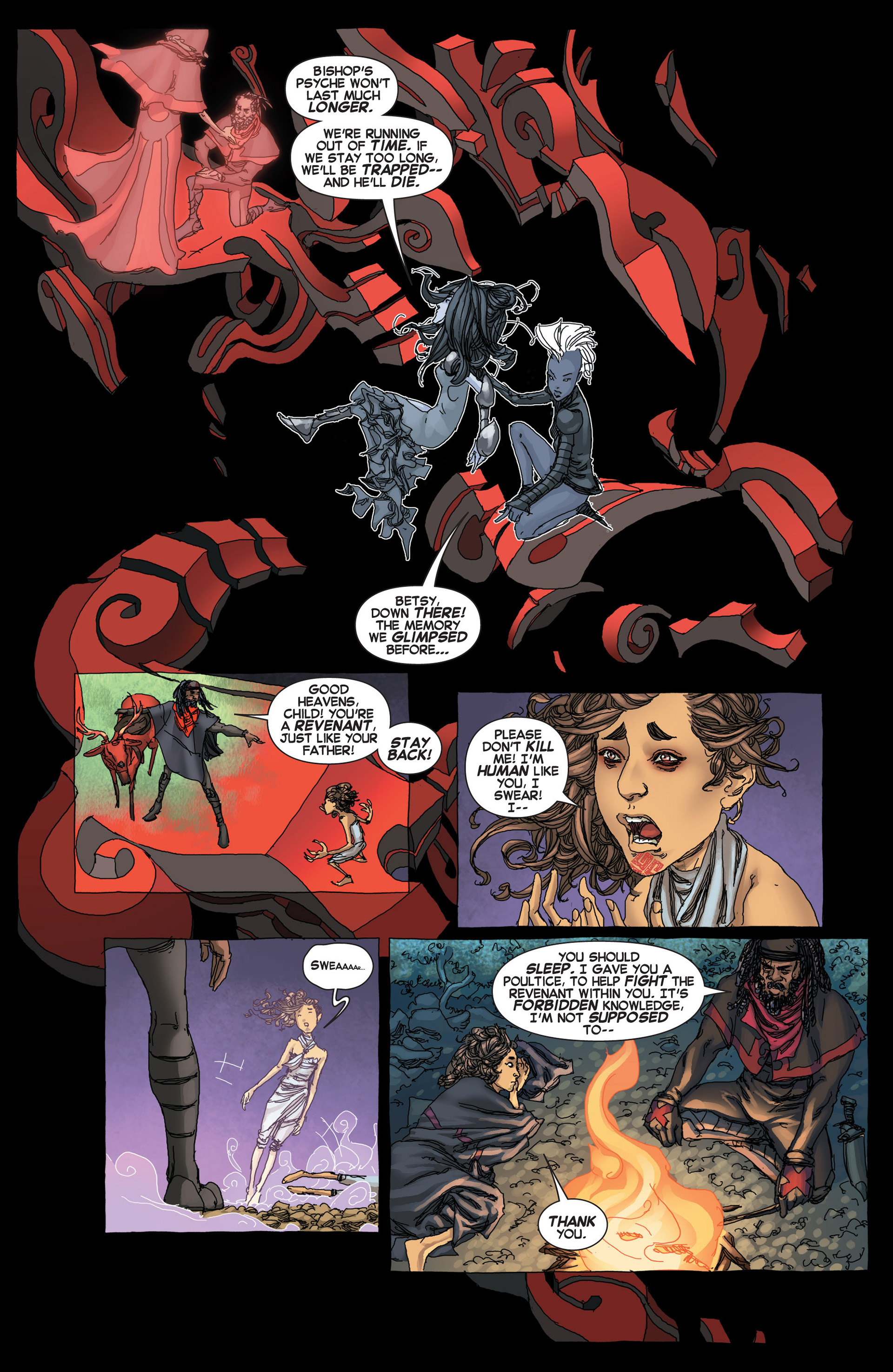 Read online Uncanny X-Force (2013) comic -  Issue #5 - 9