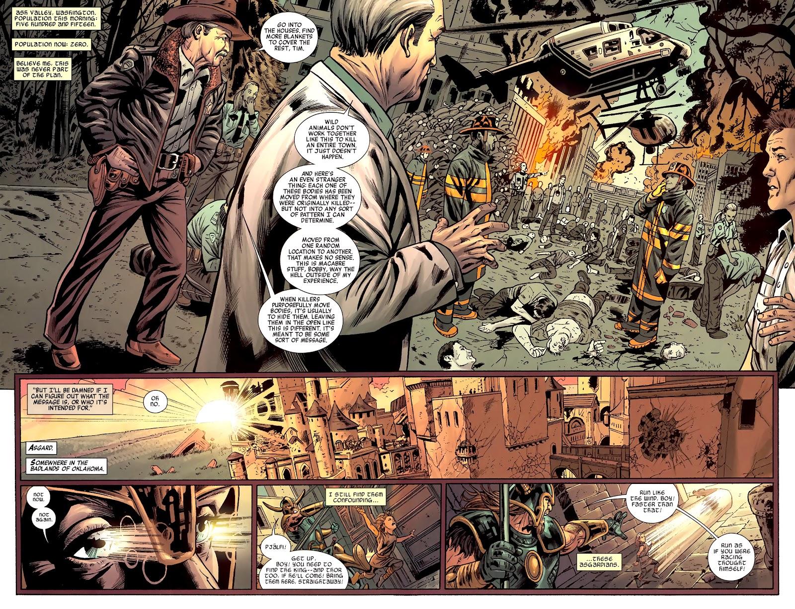 Warriors Three Issue #1 #1 - English 3