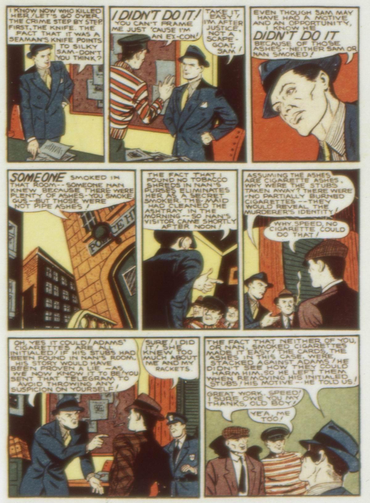 Read online Detective Comics (1937) comic -  Issue #58 - 43