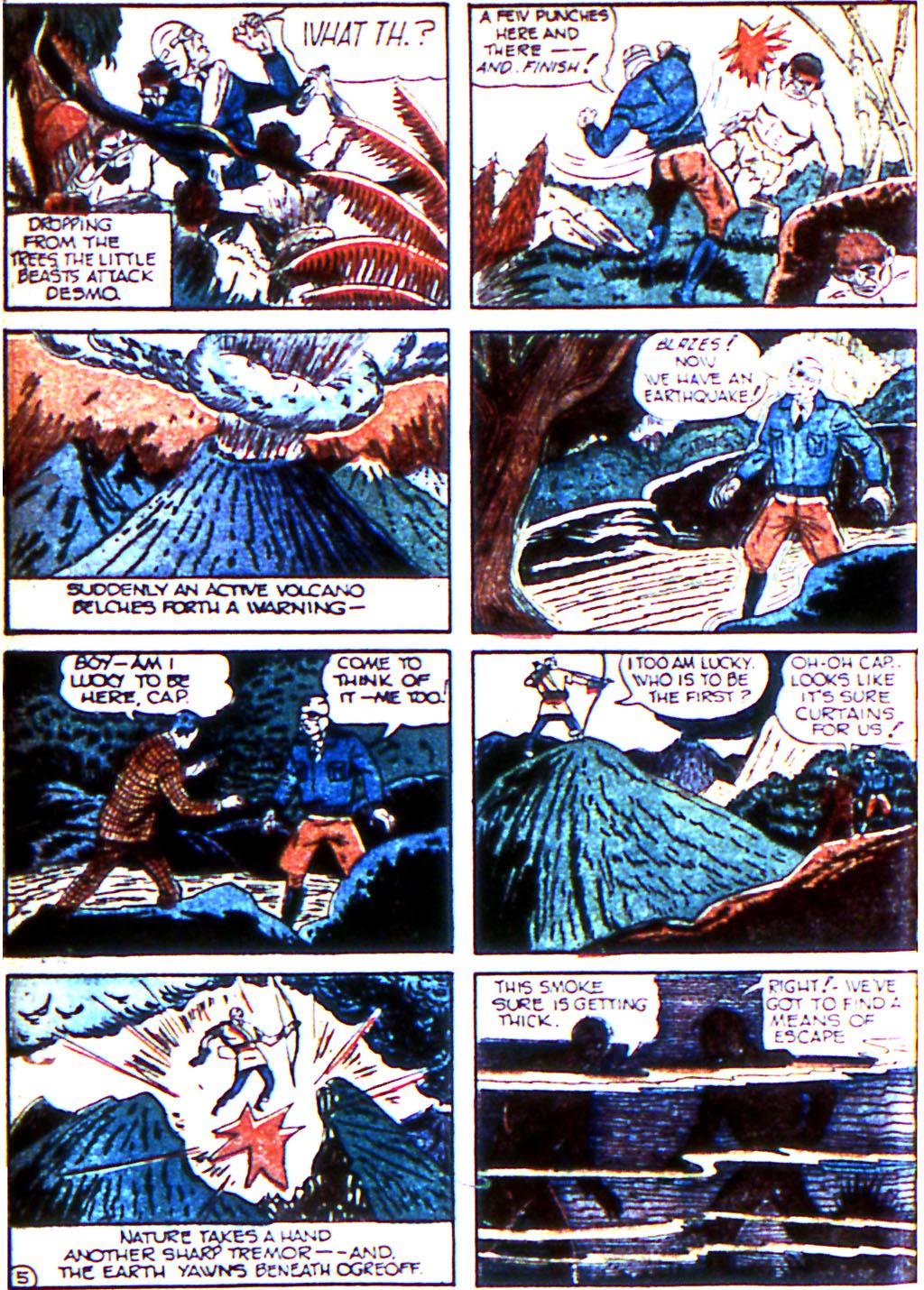 Read online Adventure Comics (1938) comic -  Issue #44 - 40