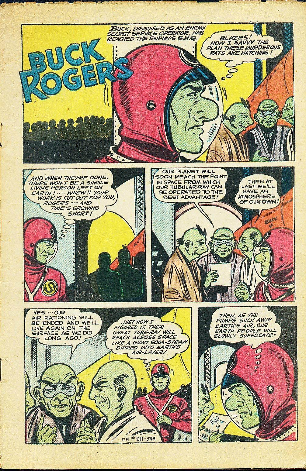 Read online Famous Funnies comic -  Issue #211 - 3