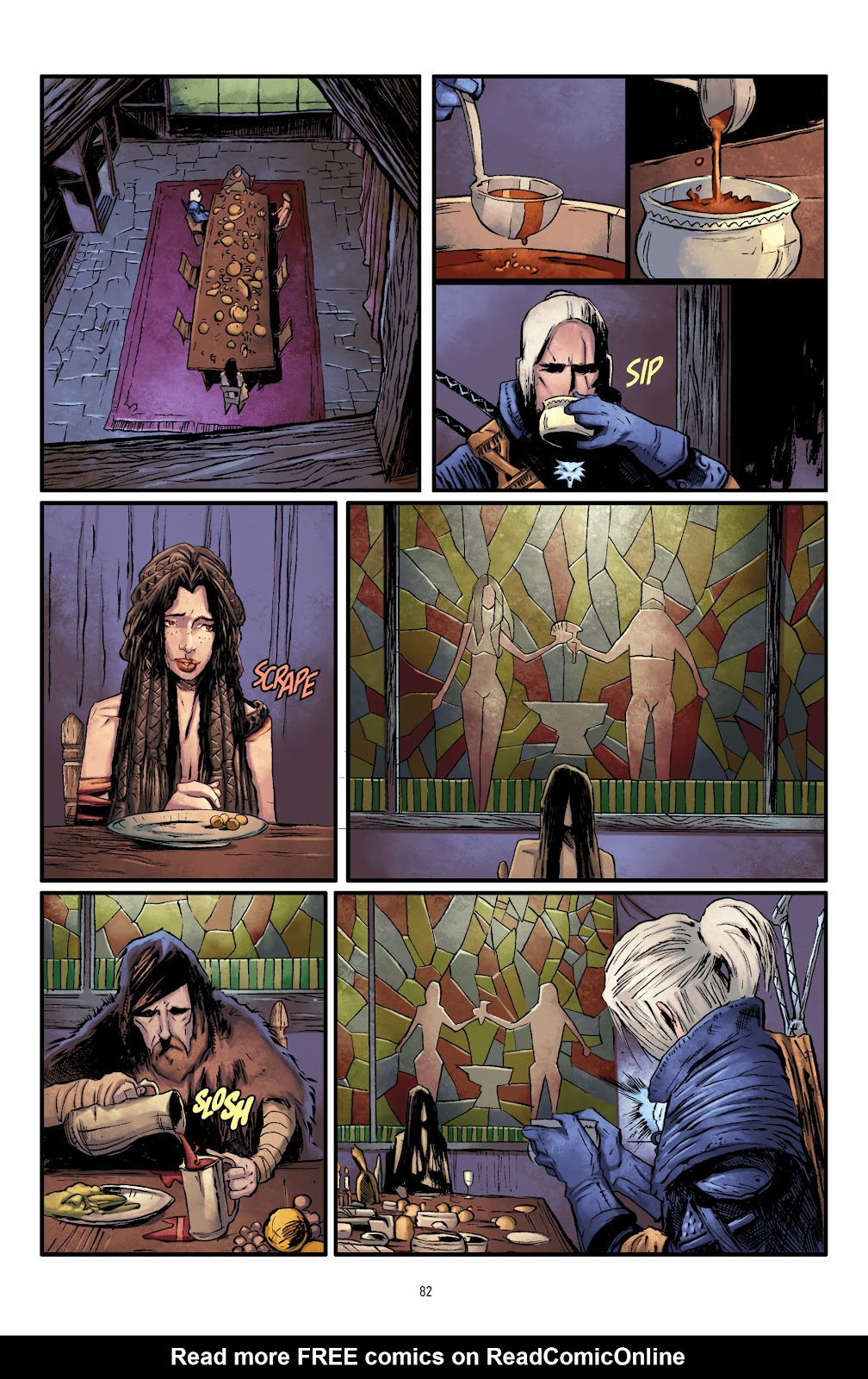 Read online The Witcher Omnibus comic -  Issue # TPB (Part 1) - 80
