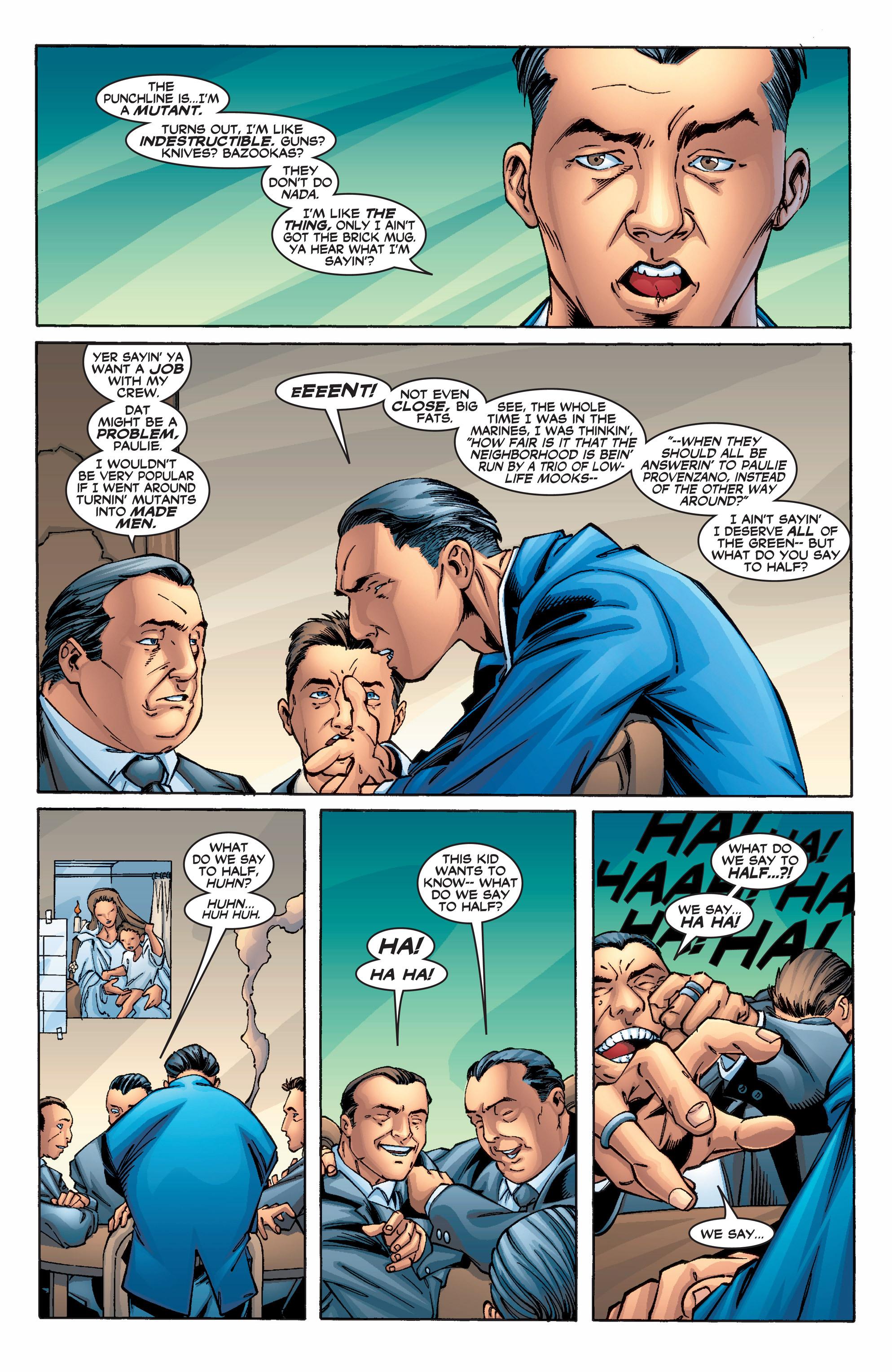 Read online Uncanny X-Men (1963) comic -  Issue #392 - 11