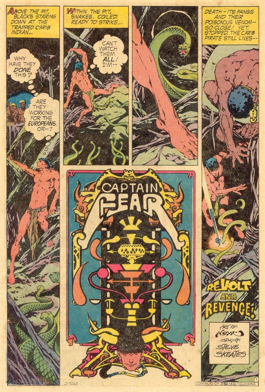 Read online Adventure Comics (1938) comic -  Issue #433 - 16