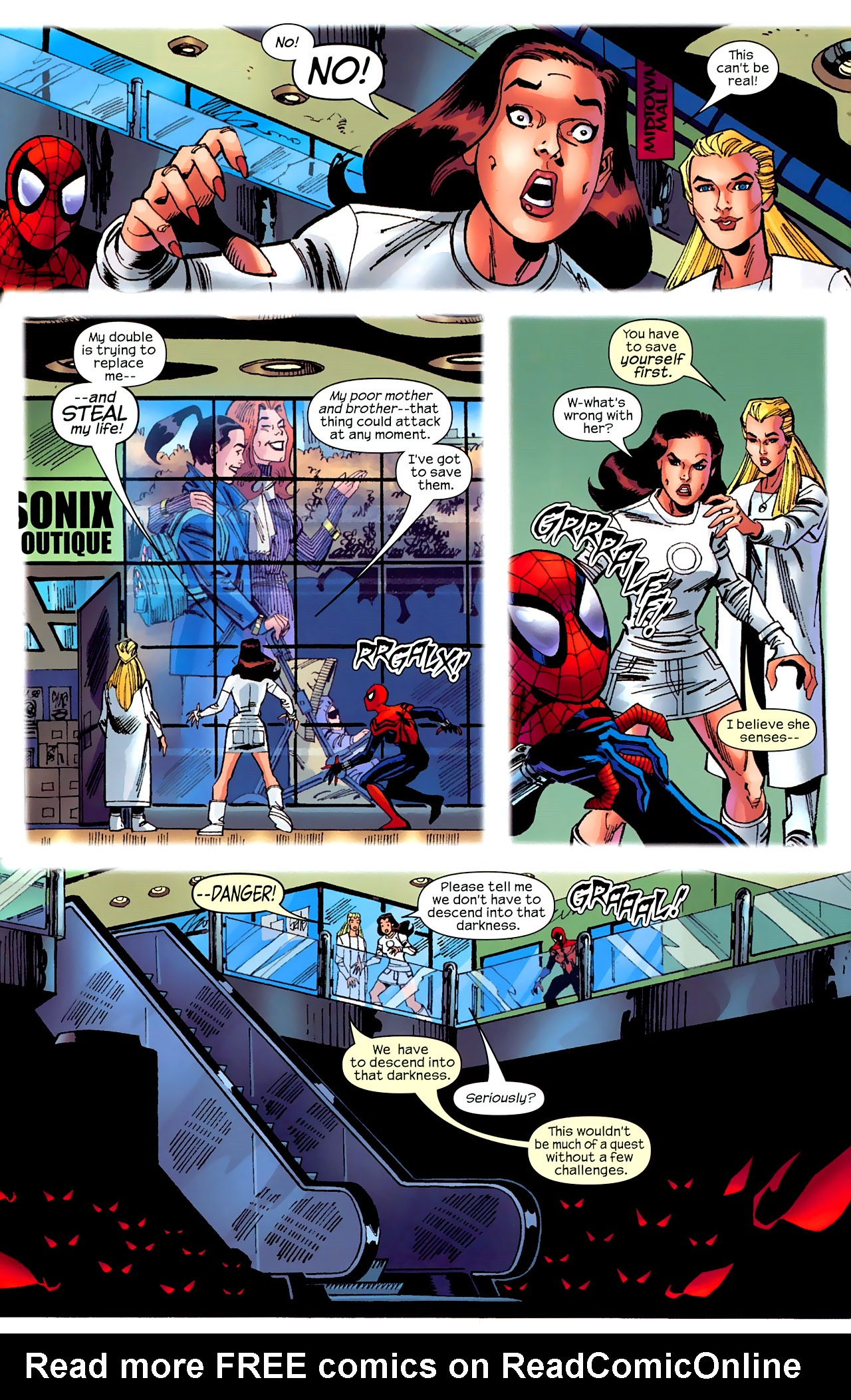 Read online Amazing Spider-Girl comic -  Issue #26 - 12