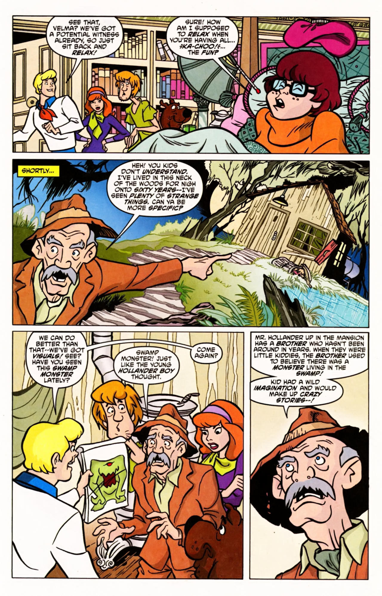Read online Scooby-Doo (1997) comic -  Issue #149 - 17