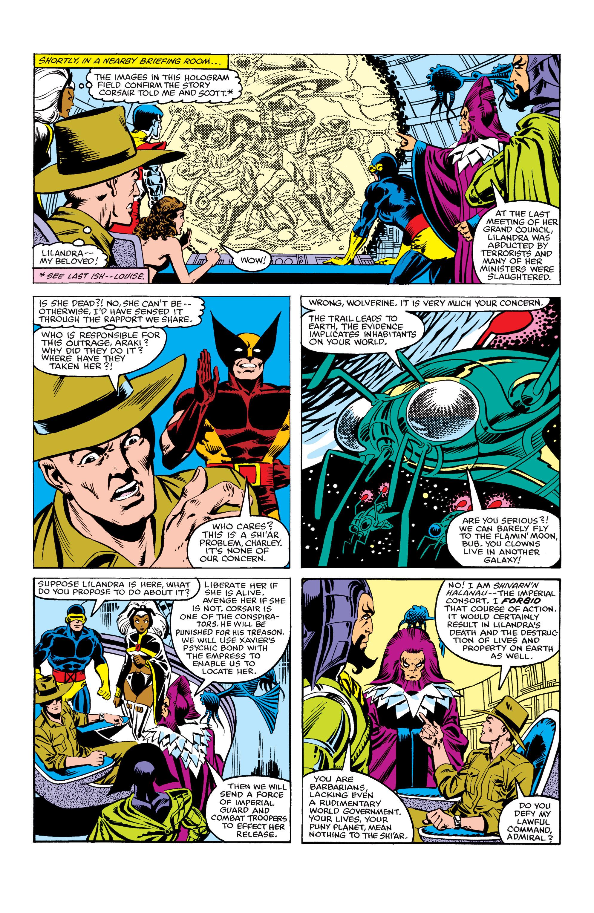 Read online Uncanny X-Men (1963) comic -  Issue #155 - 6