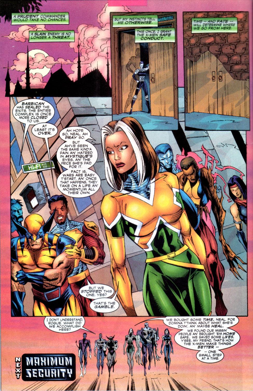 X-Men (1991) 106 Page 38