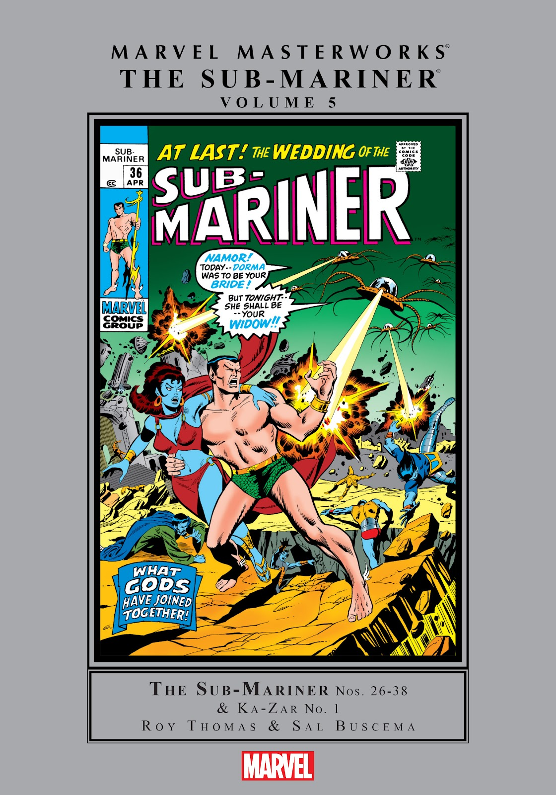 Marvel Masterworks: The Sub-Mariner TPB_5_(Part_1) Page 1