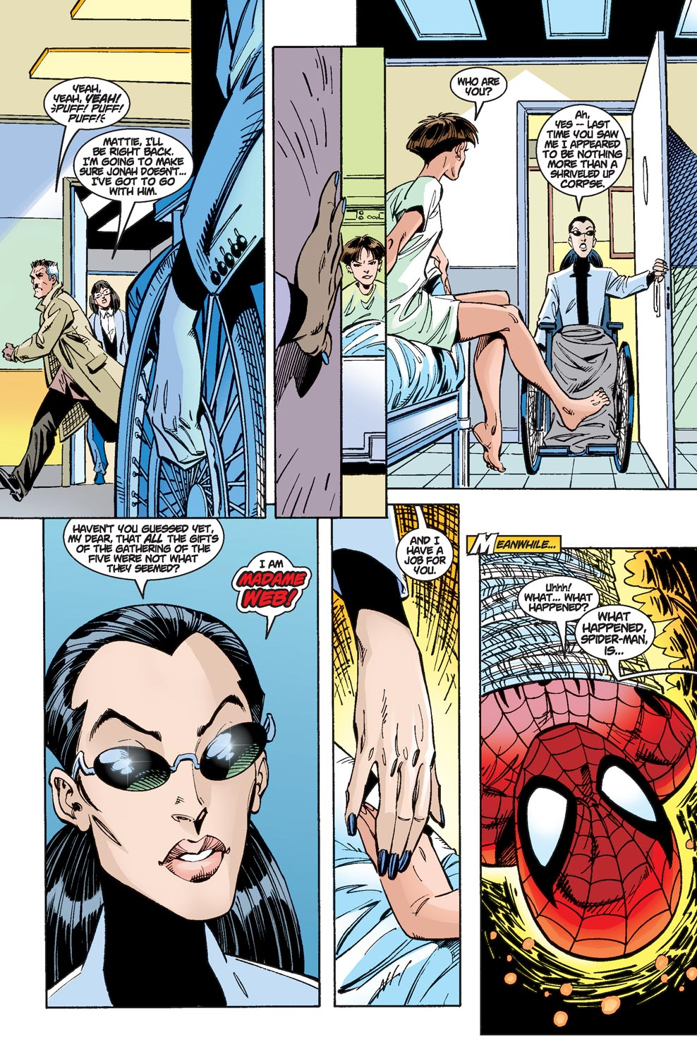The Amazing Spider-Man (1999) 6 Page 14