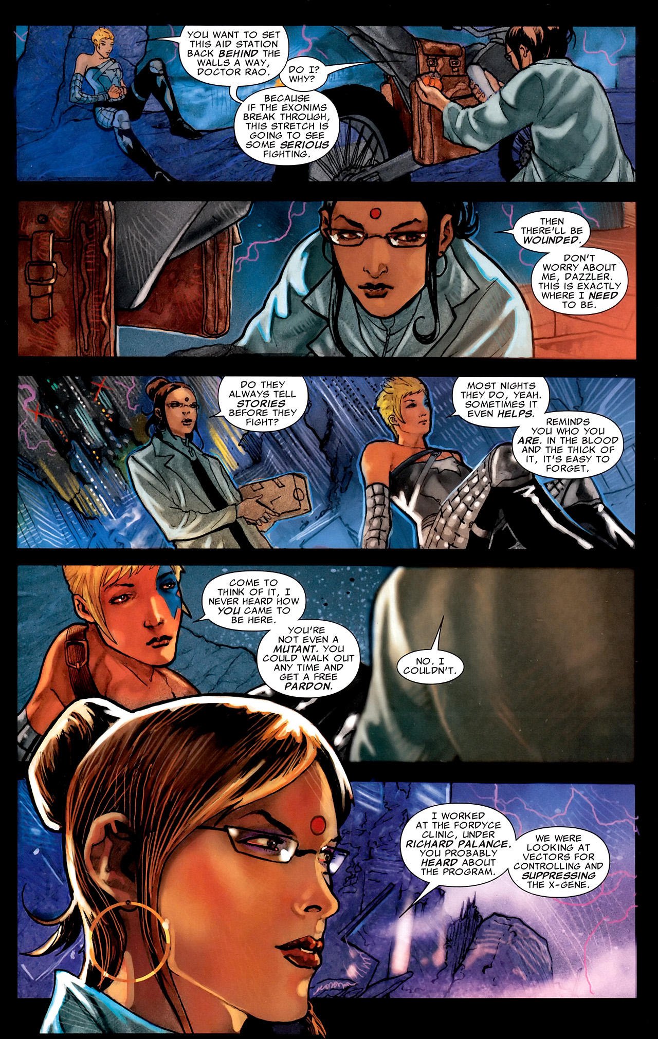 Read online Age of X: Alpha comic -  Issue #Age of X: Alpha Full - 24