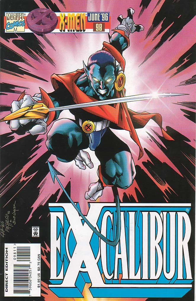 Excalibur (1988) issue 98 - Page 1