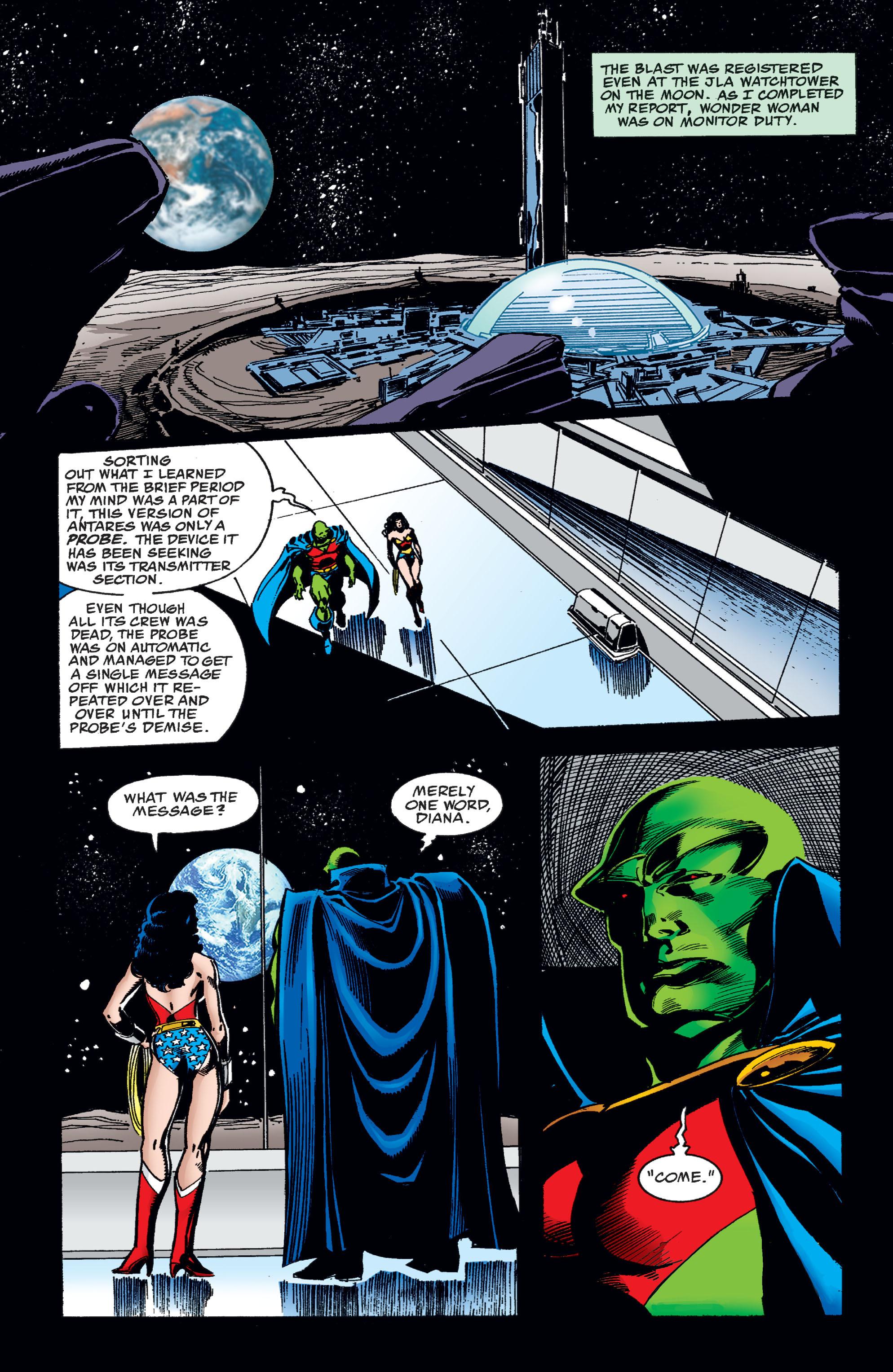Read online Martian Manhunter: Son of Mars comic -  Issue # TPB - 76