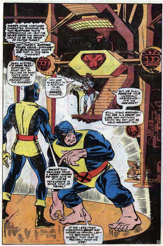 Read online Uncanny X-Men (1963) comic -  Issue #85 - 20