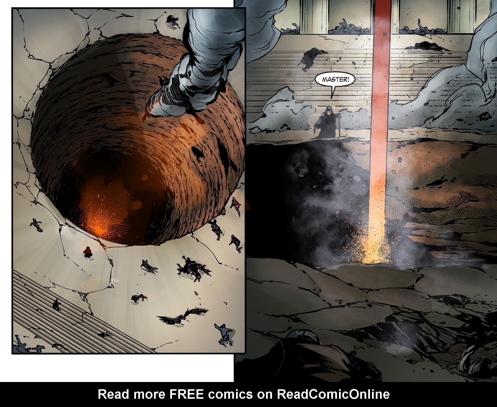 Read online Smallville: Season 11 comic -  Issue #68 - 18