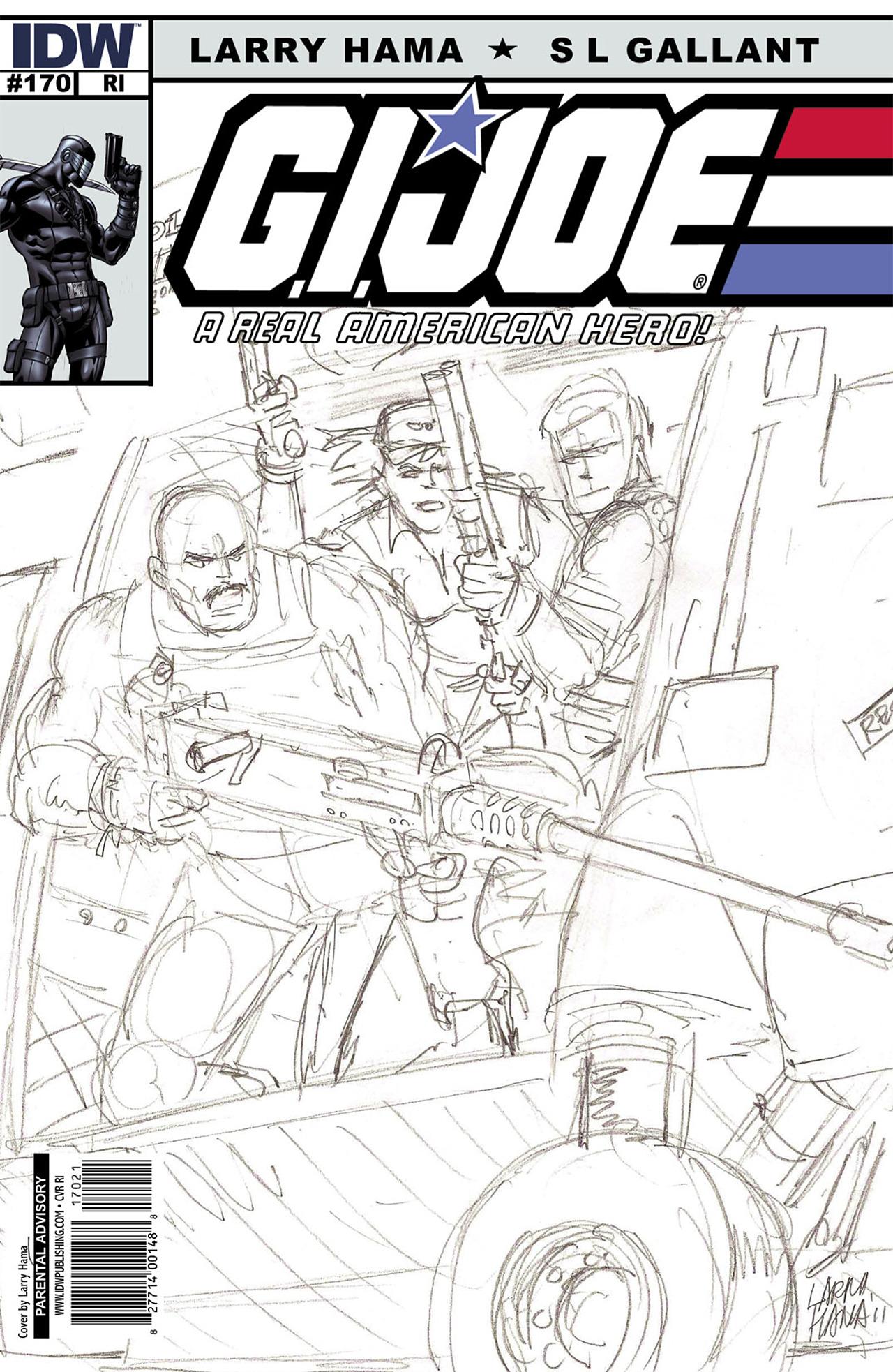 G.I. Joe: A Real American Hero 170 Page 2
