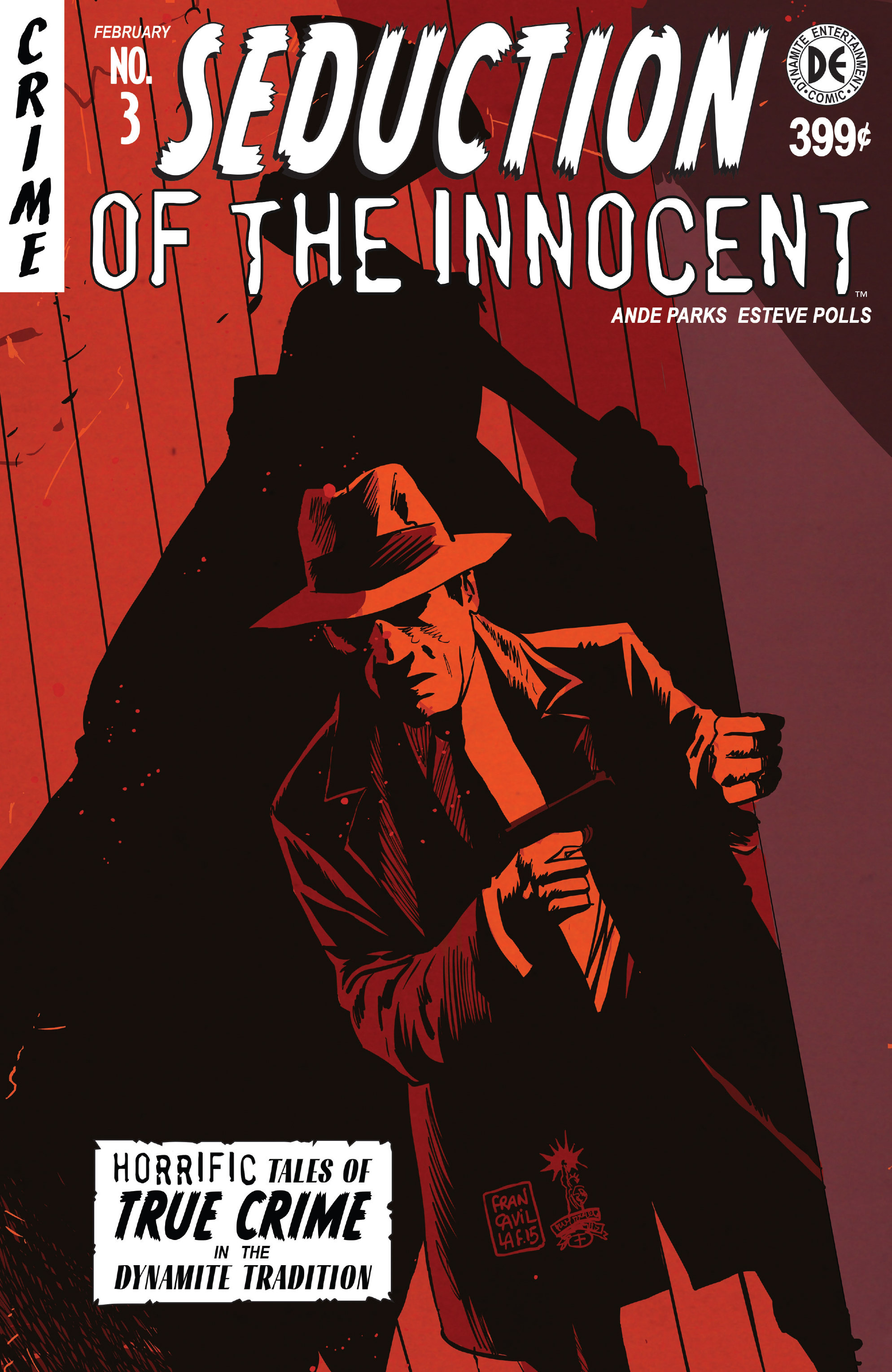 Read online Seduction of the Innocent (2015) comic -  Issue #3 - 1