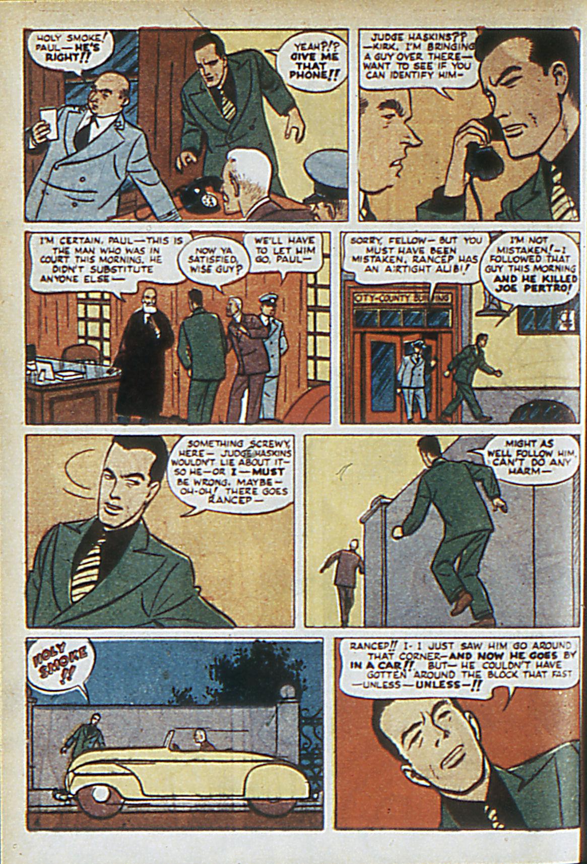 Read online Adventure Comics (1938) comic -  Issue #63 - 45