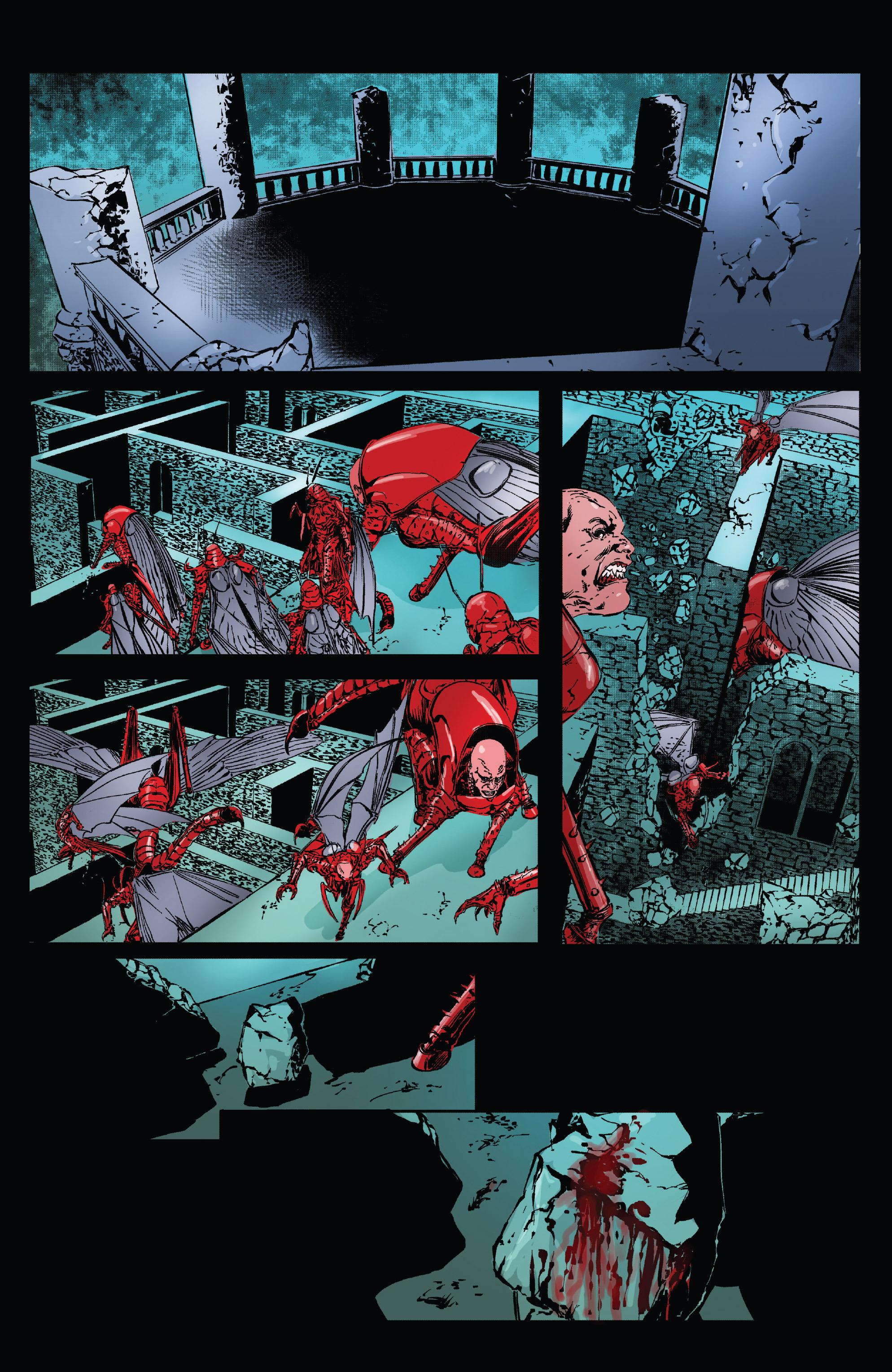 Read online Clive Barker's Hellraiser: The Dark Watch comic -  Issue # TPB 3 - 118