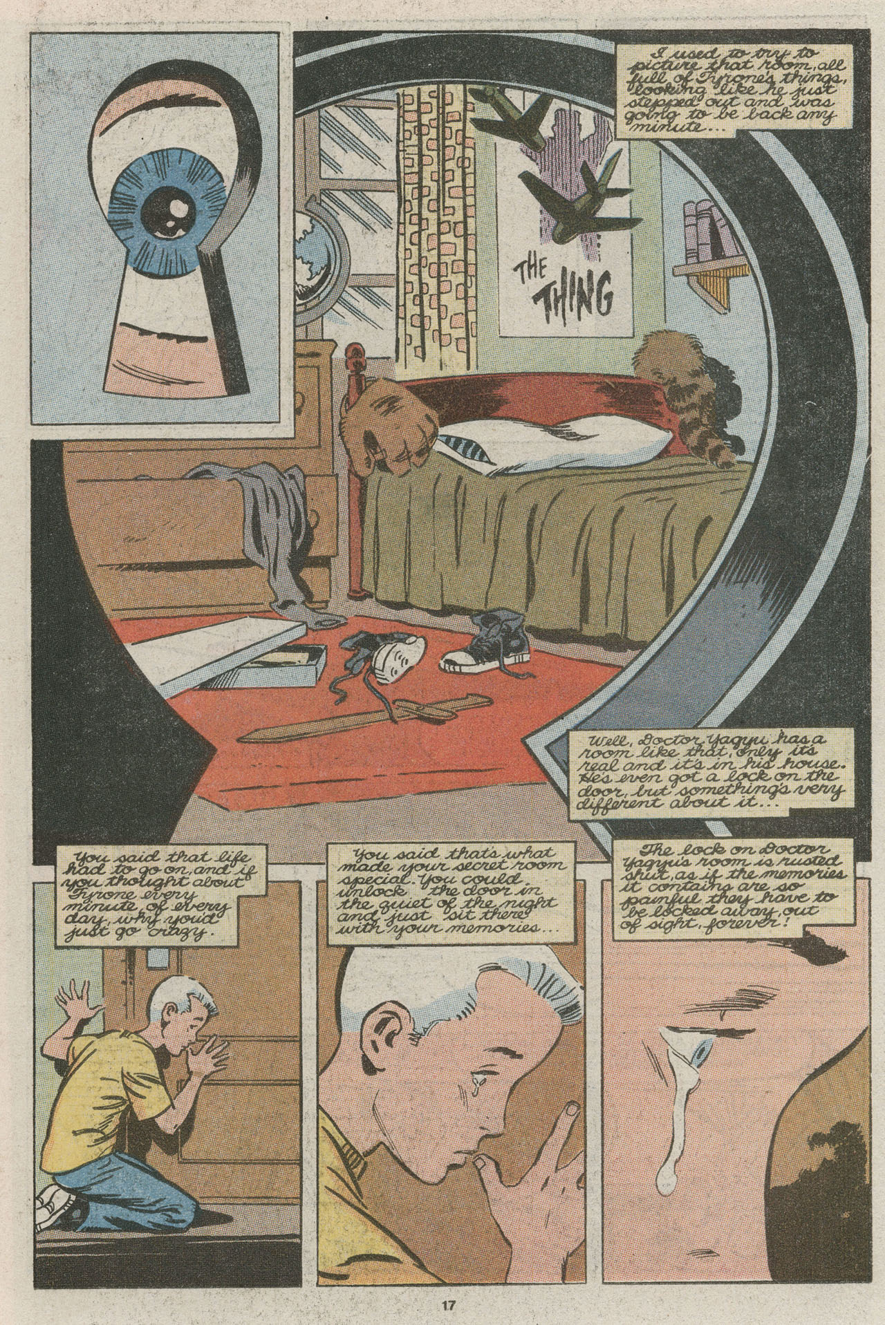 Read online Nth Man the Ultimate Ninja comic -  Issue #13 - 19