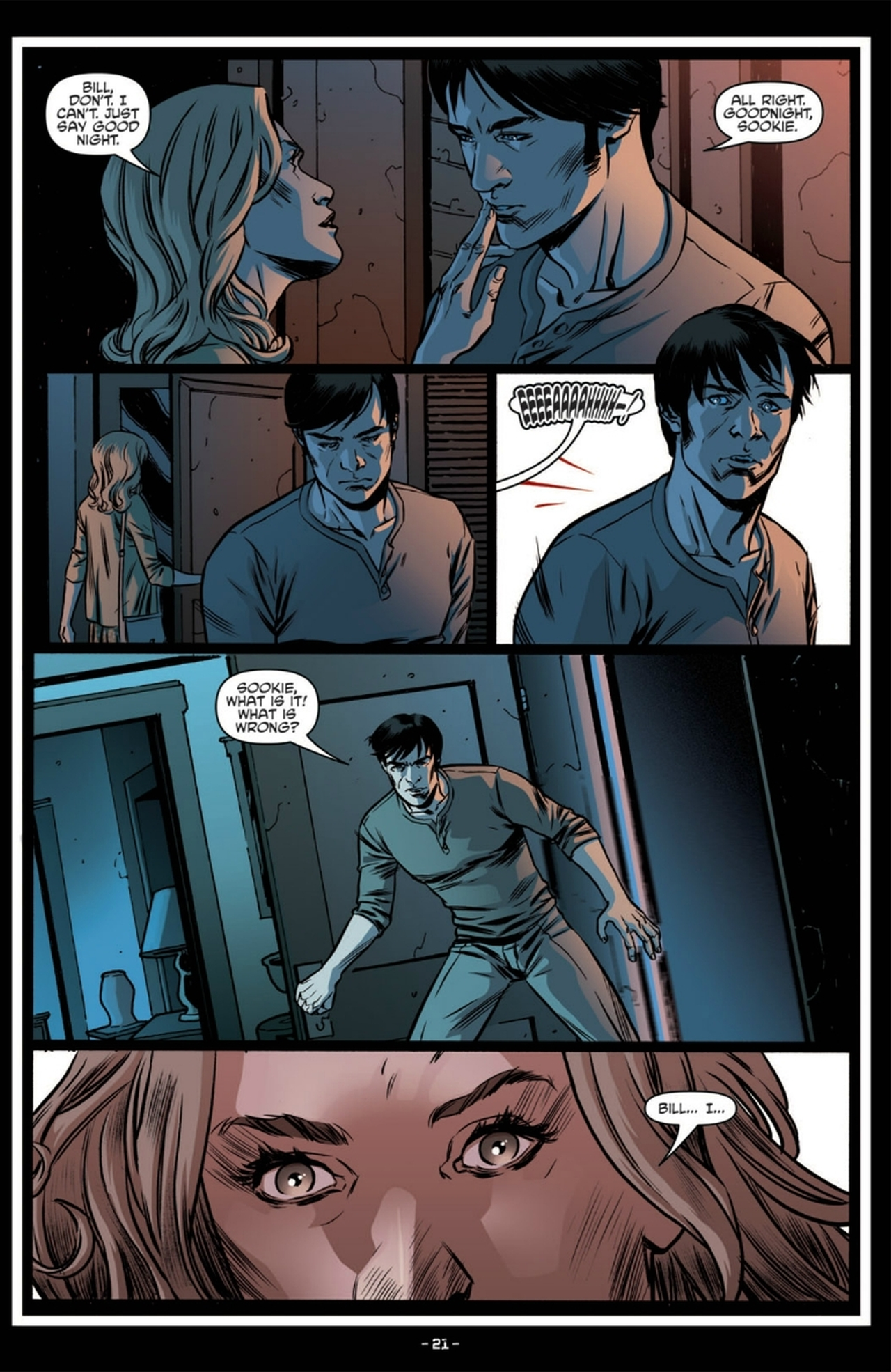 Read online True Blood: French Quarter comic -  Issue #6 - 25