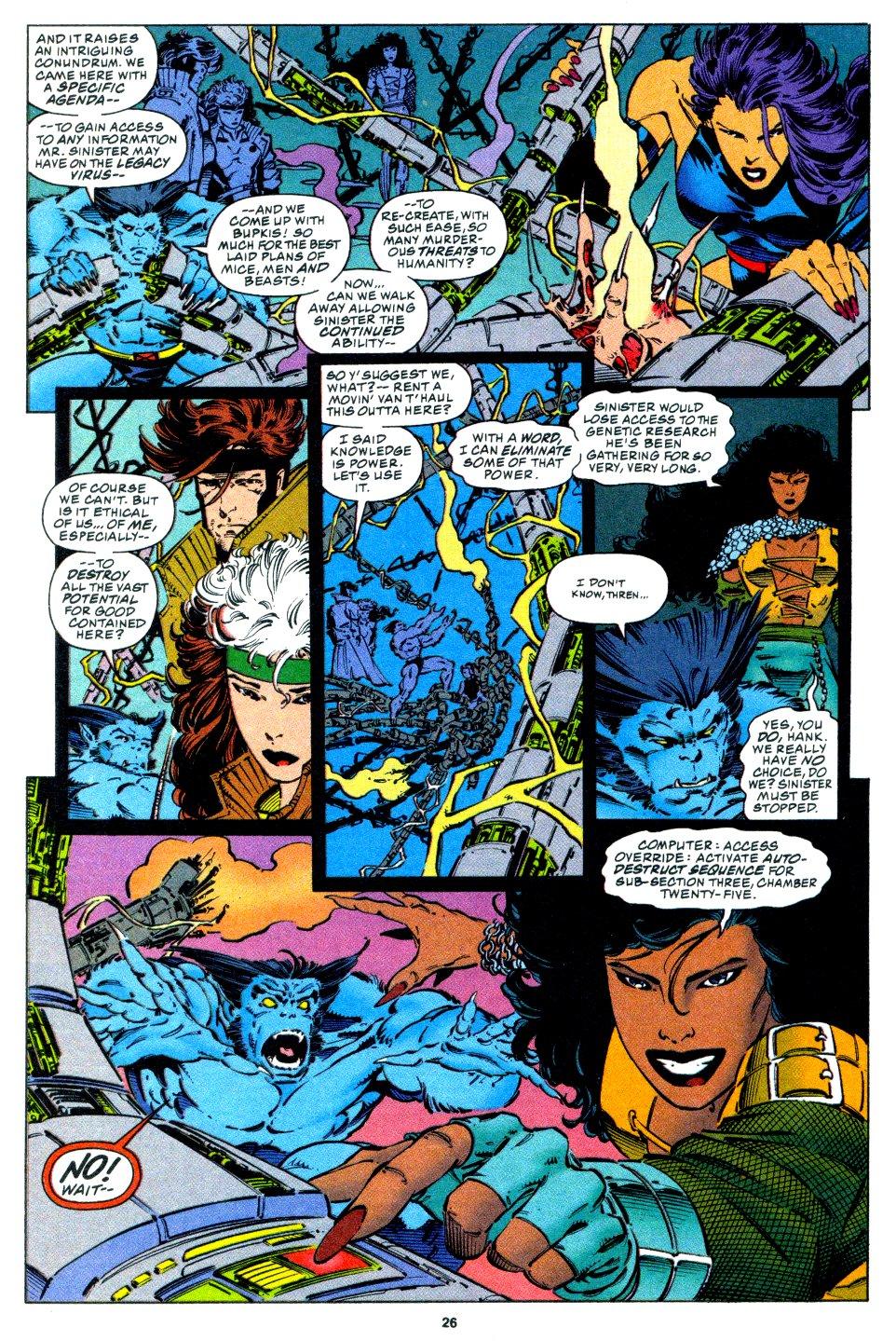 X-Men (1991) 34 Page 18