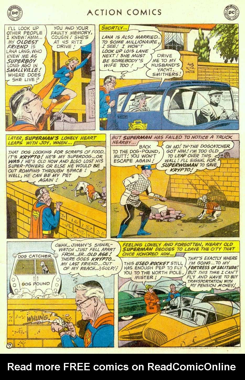 Action Comics (1938) 270 Page 8
