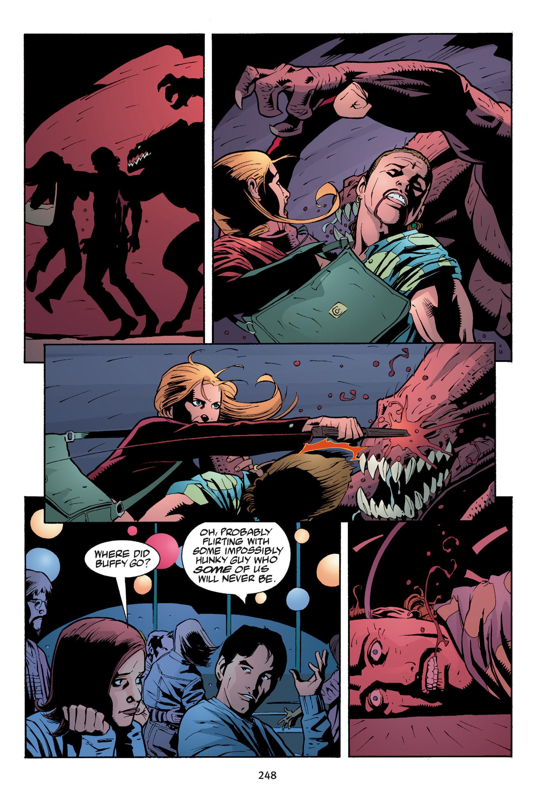 Read online Buffy the Vampire Slayer: Omnibus comic -  Issue # TPB 5 - 247
