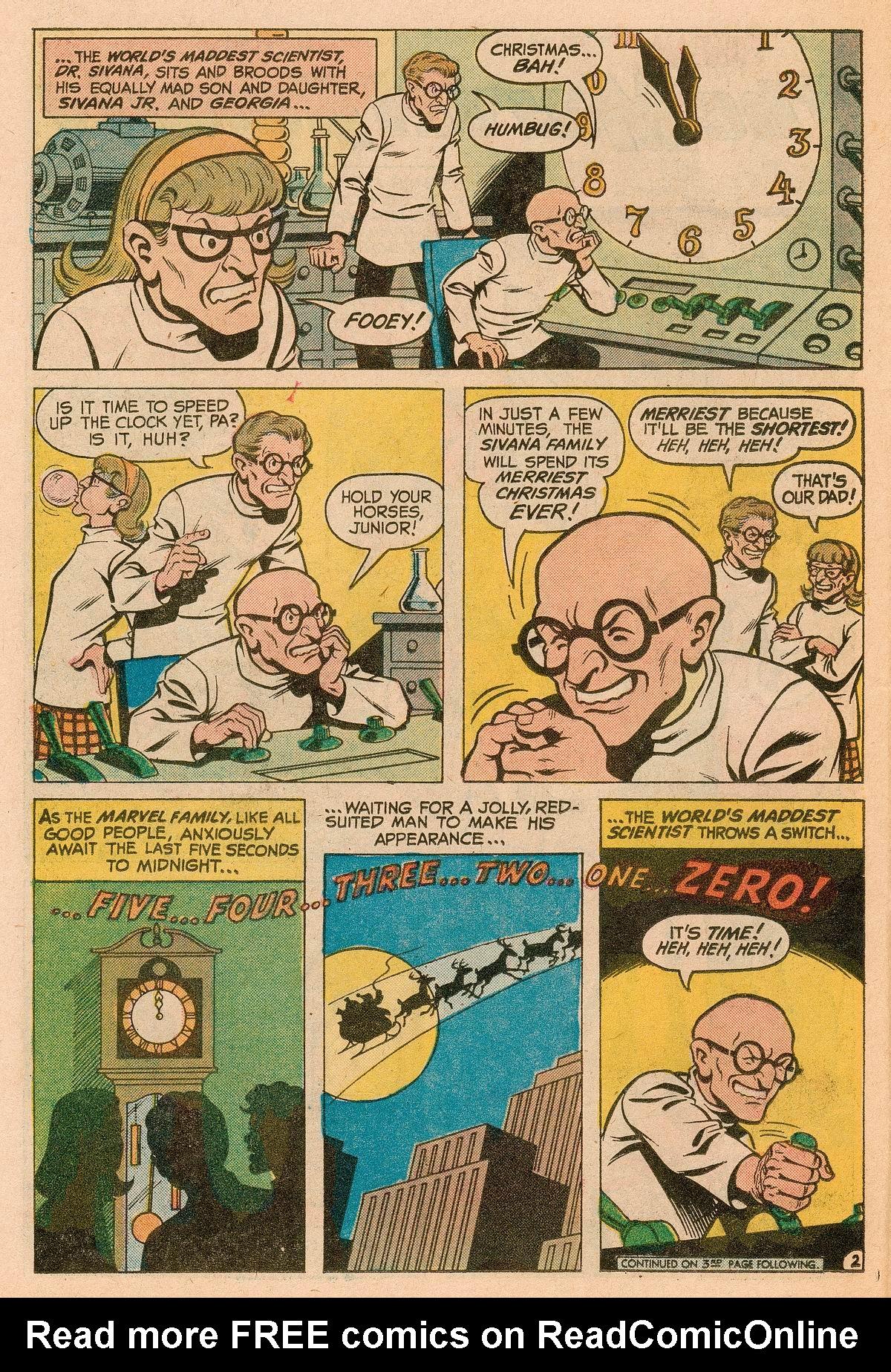 Read online Shazam! (1973) comic -  Issue #11 - 16