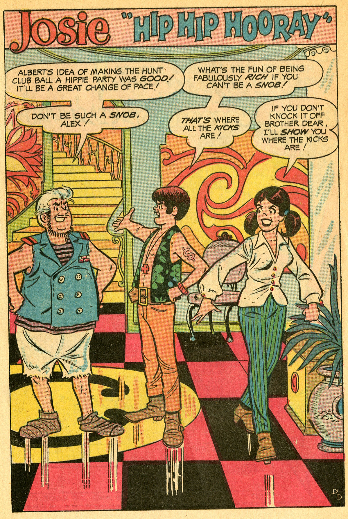 Read online She's Josie comic -  Issue #33 - 20