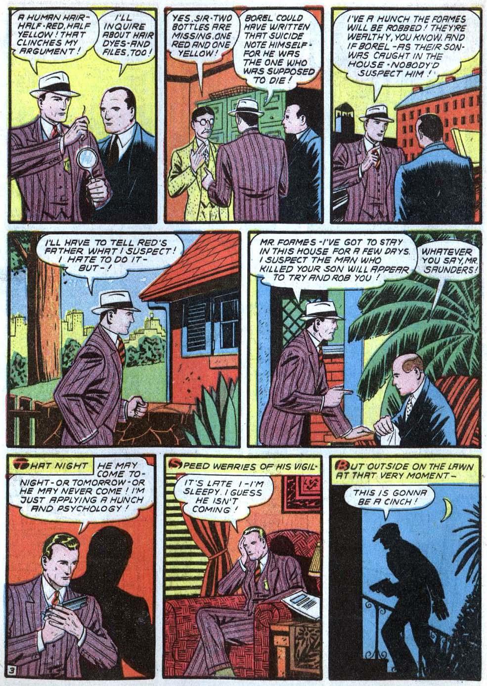 Read online Detective Comics (1937) comic -  Issue #43 - 40