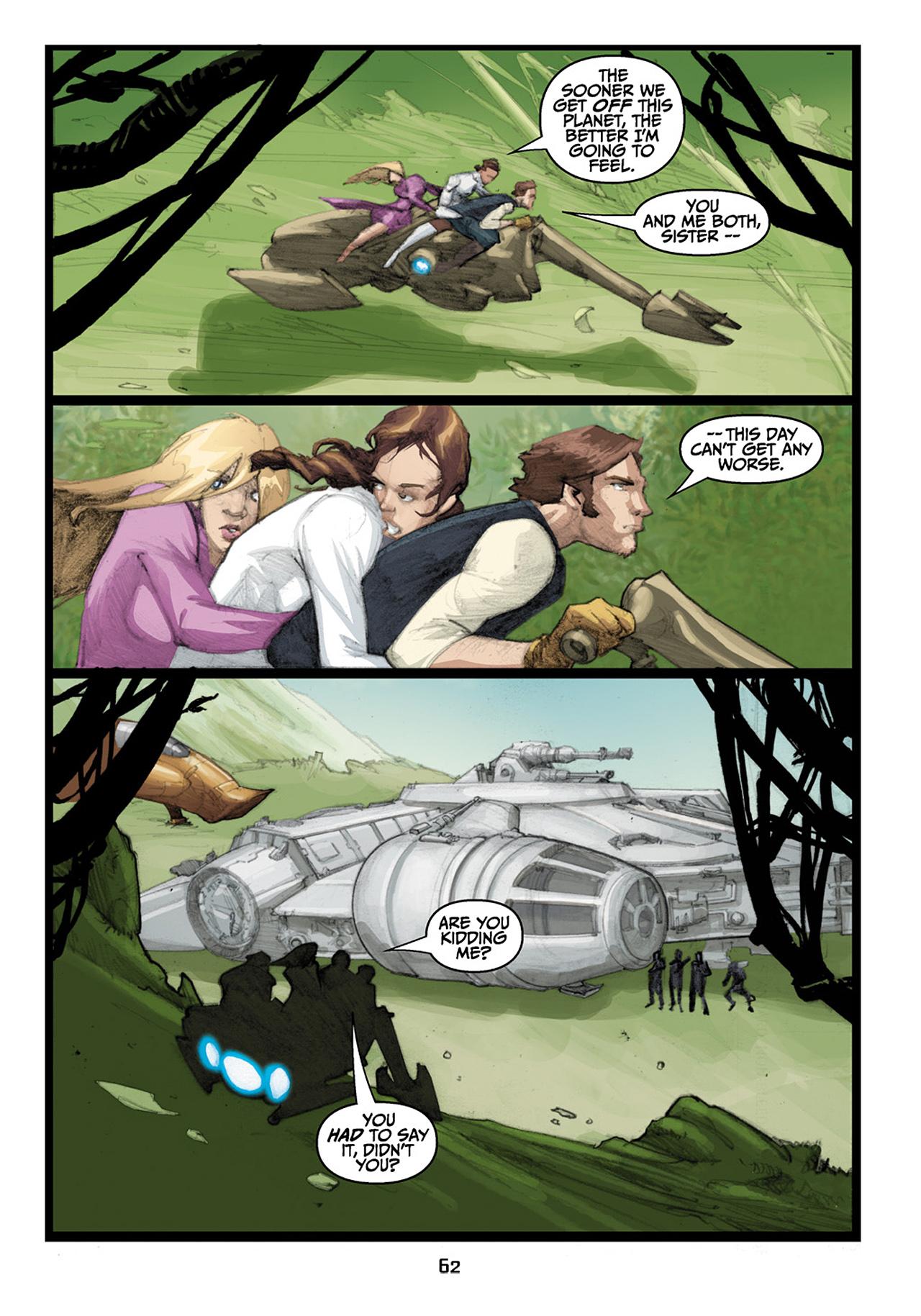 Read online Star Wars Omnibus comic -  Issue # Vol. 33 - 144