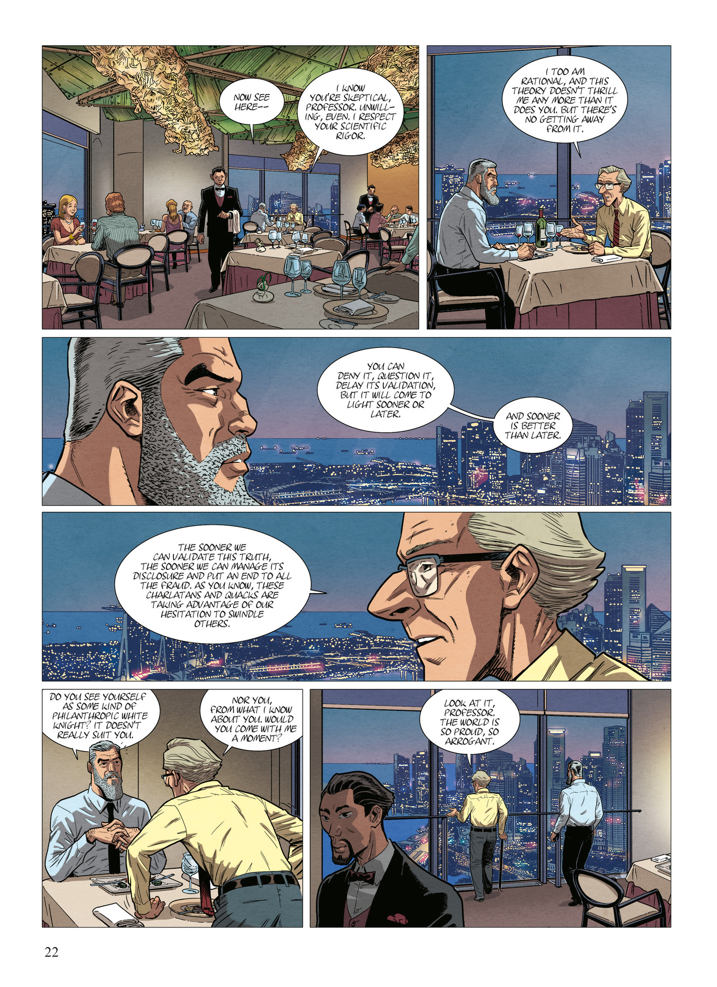Read online Alter Ego comic -  Issue #10 - 23