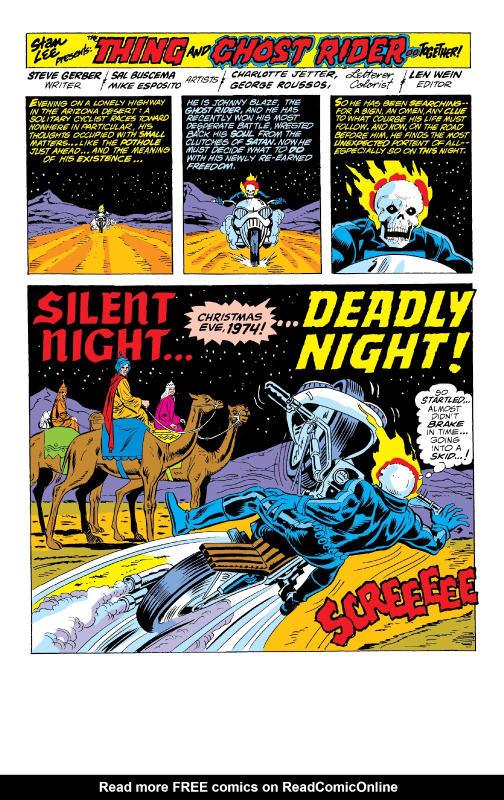 Read online Marvel Two-In-One Epic Collection: Cry Monster comic -  Issue # TPB (Part 2) - 80