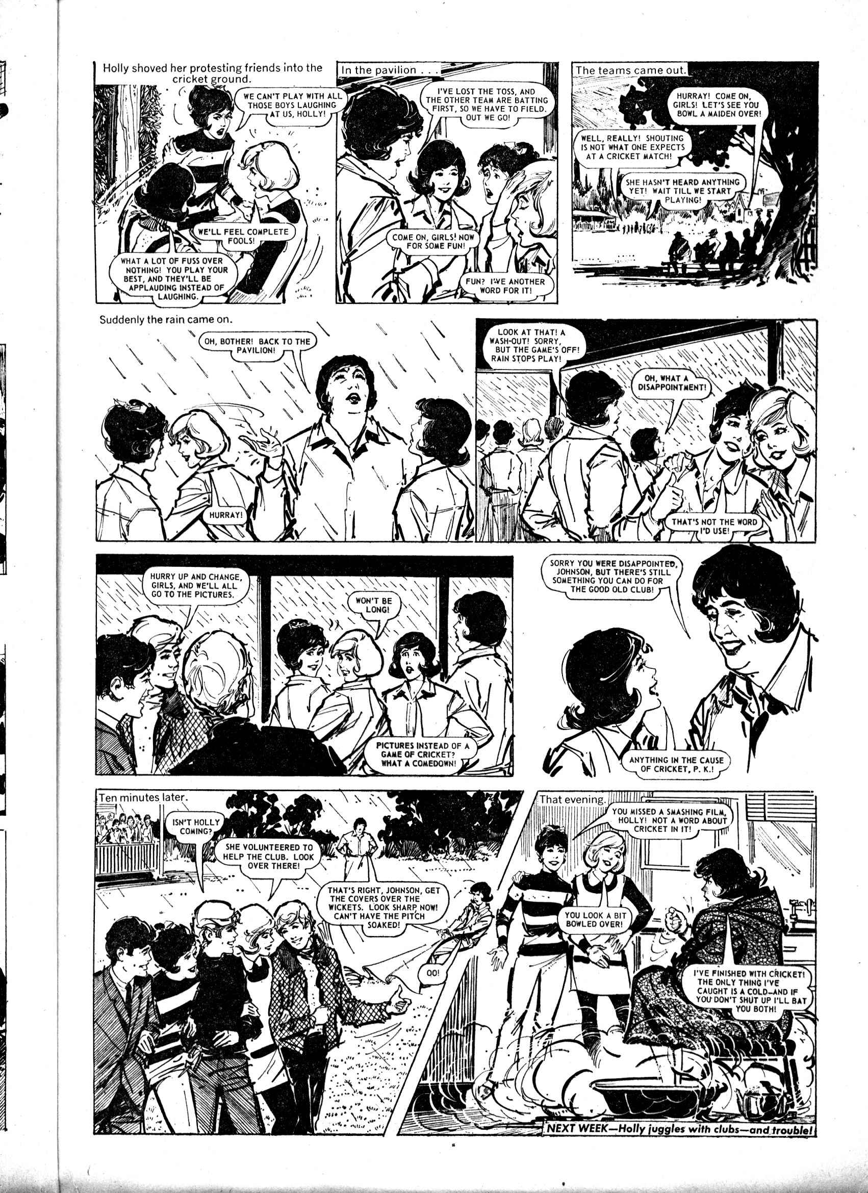 Read online Judy comic -  Issue #366 - 31