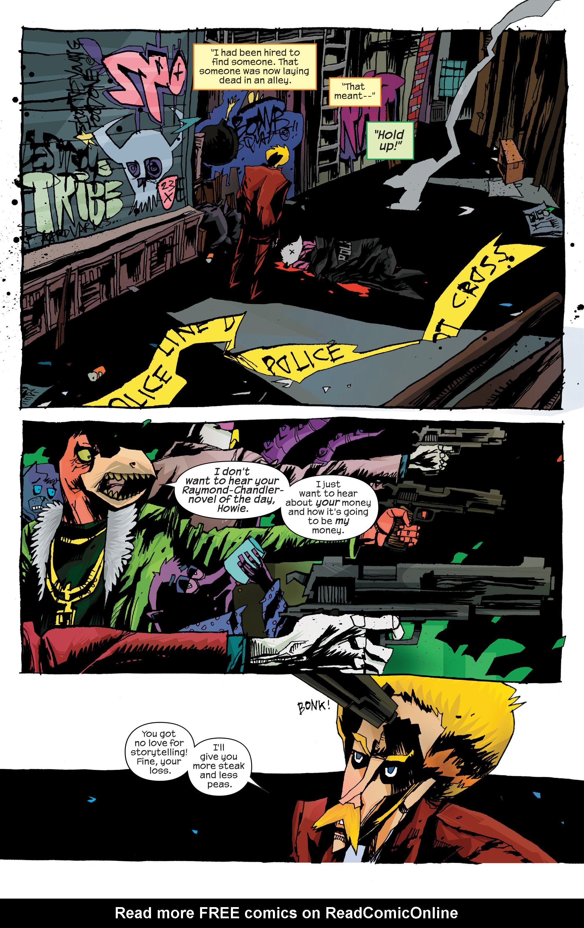 Read online Secret Wars Journal/Battleworld comic -  Issue # TPB - 215