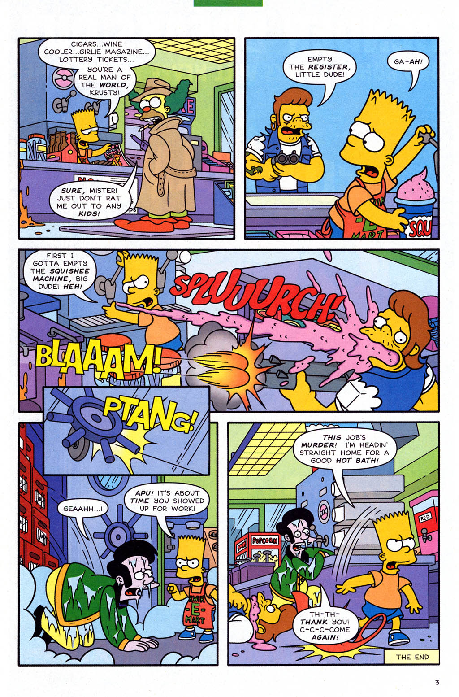 Read online Simpsons Comics Presents Bart Simpson comic -  Issue #23 - 23