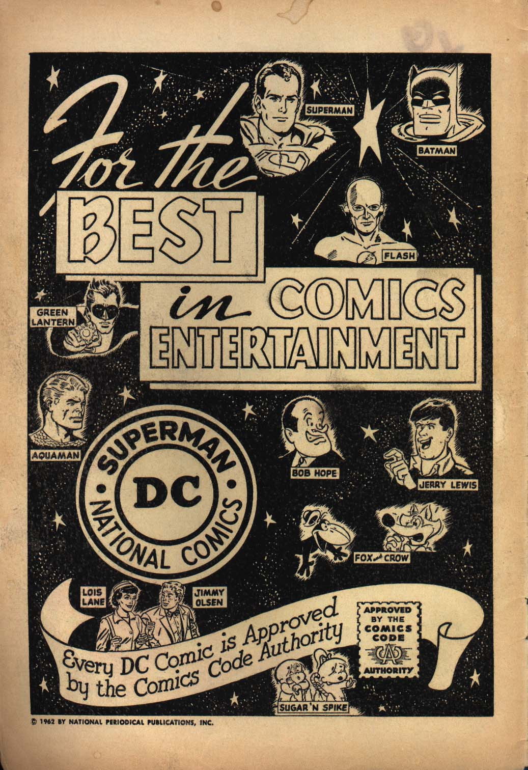 Read online Aquaman (1962) comic -  Issue #4 - 2