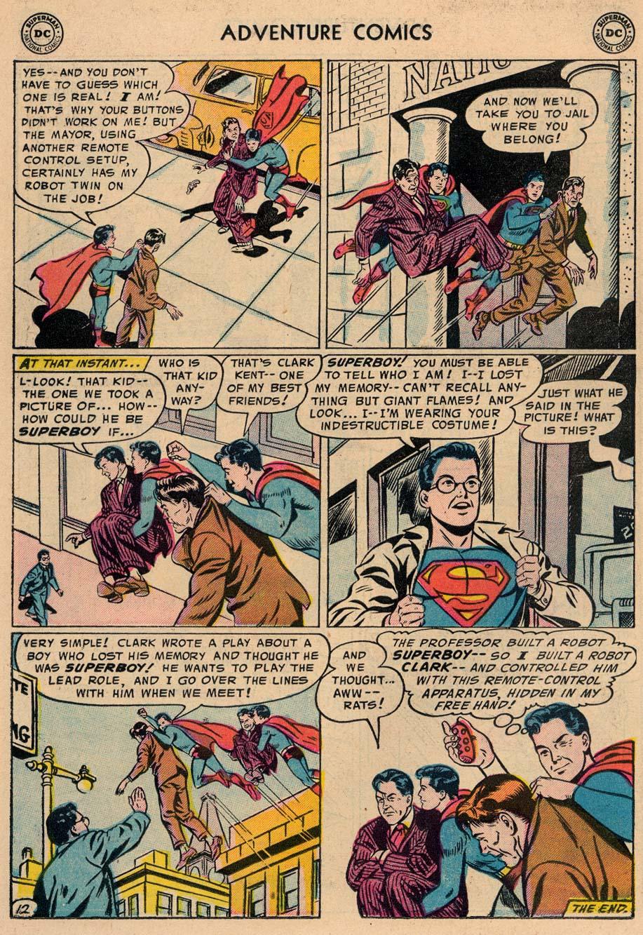 Read online Adventure Comics (1938) comic -  Issue #212 - 14