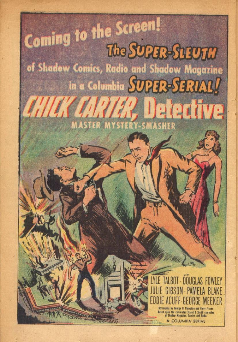 Read online Super-Magician Comics comic -  Issue #54 - 27