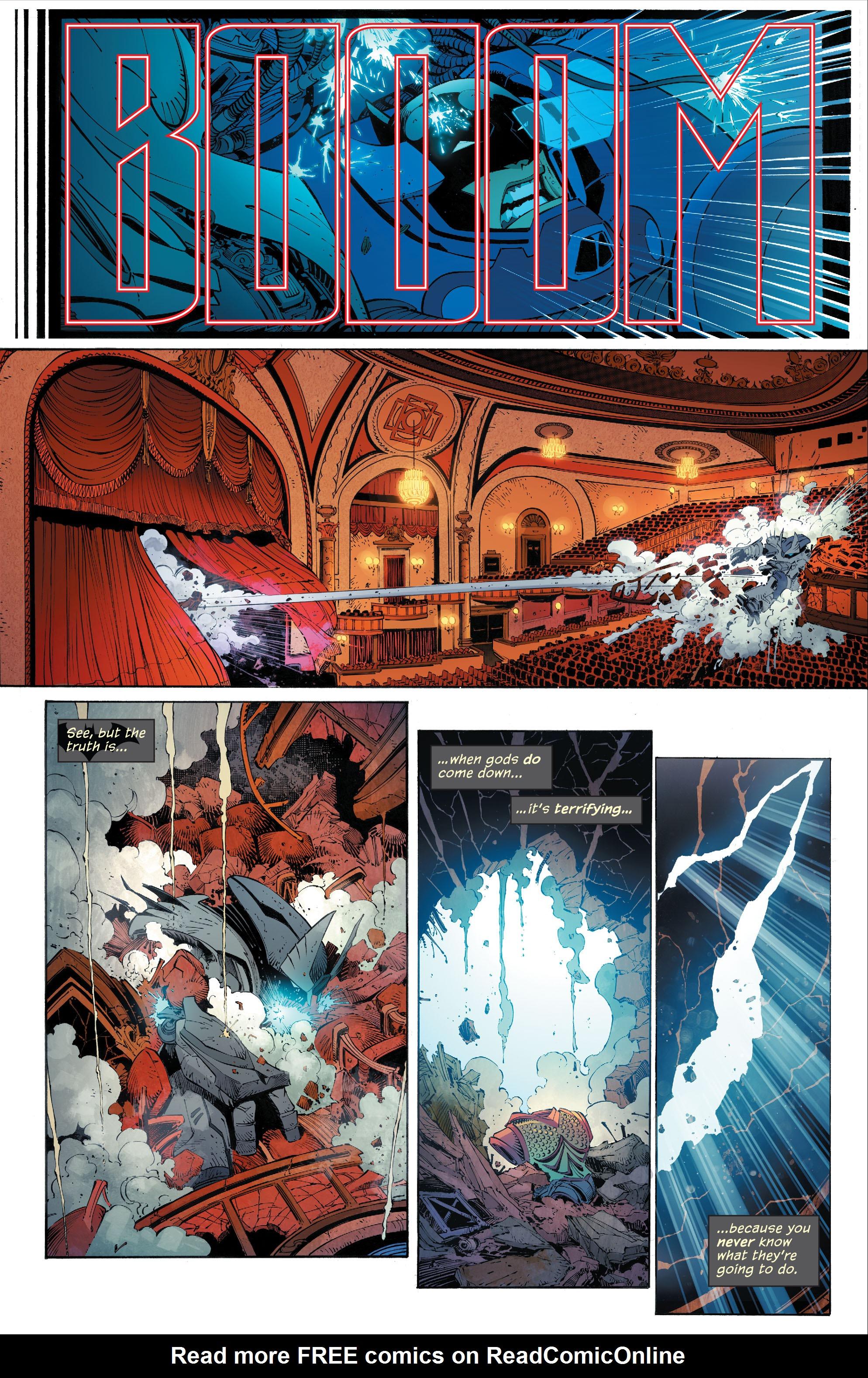 Read online Batman (2011) comic -  Issue # _TPB 7 - 25