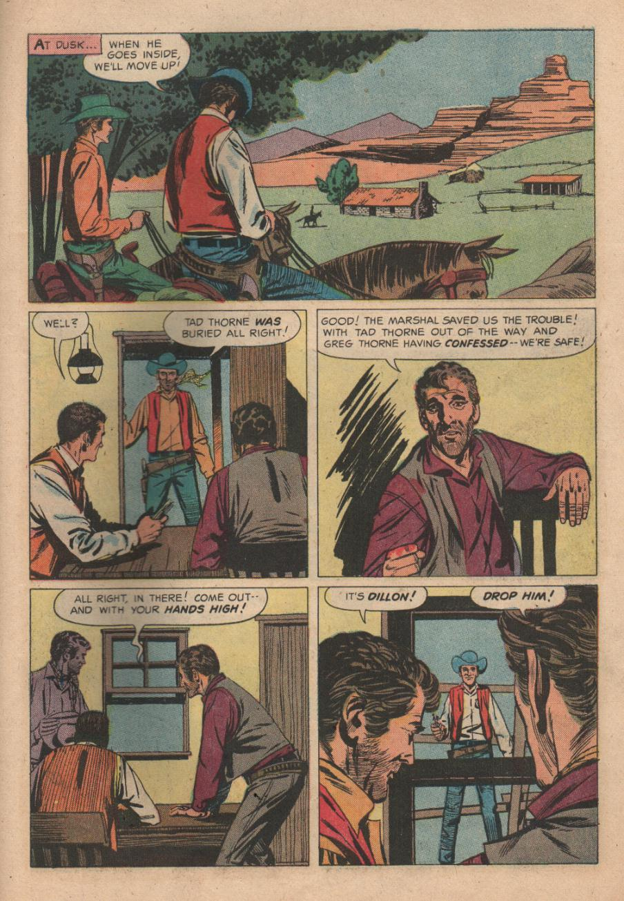 Four Color Comics issue 797 - Page 31