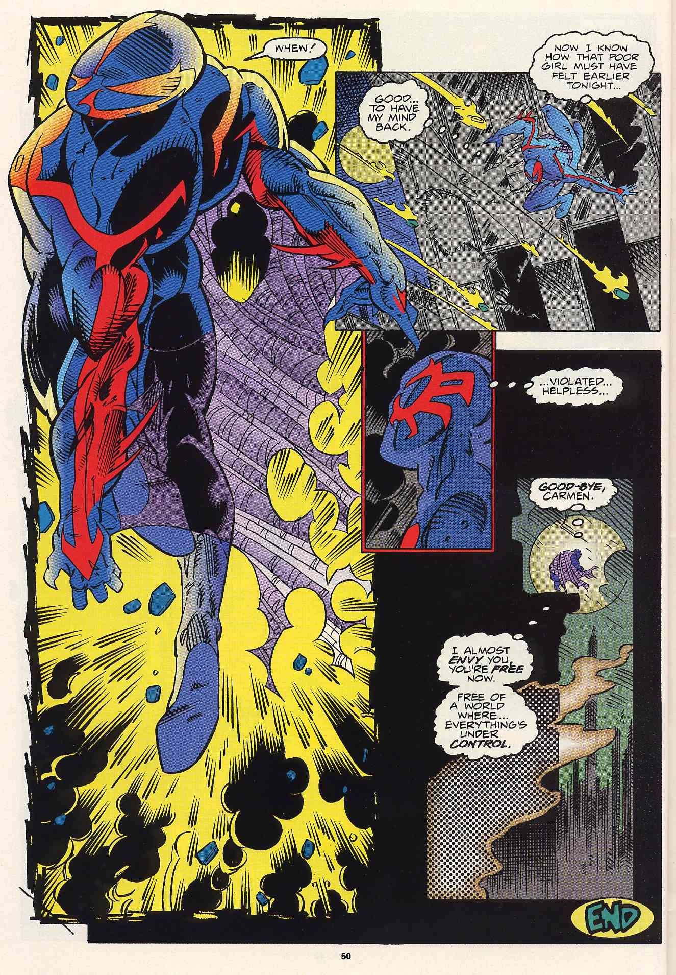 Read online 2099 Unlimited comic -  Issue #2 - 44