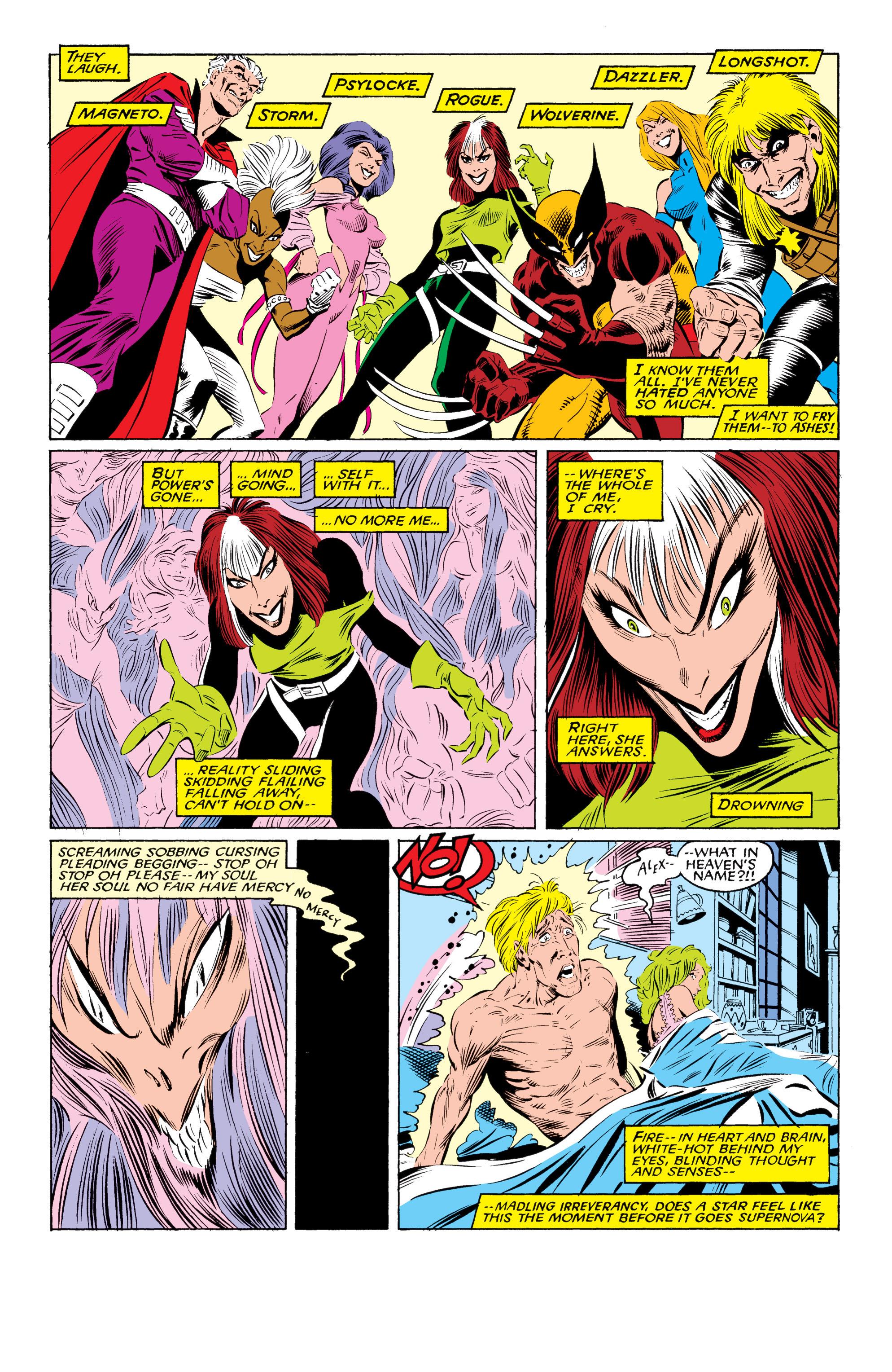 Read online Uncanny X-Men (1963) comic -  Issue #219 - 5