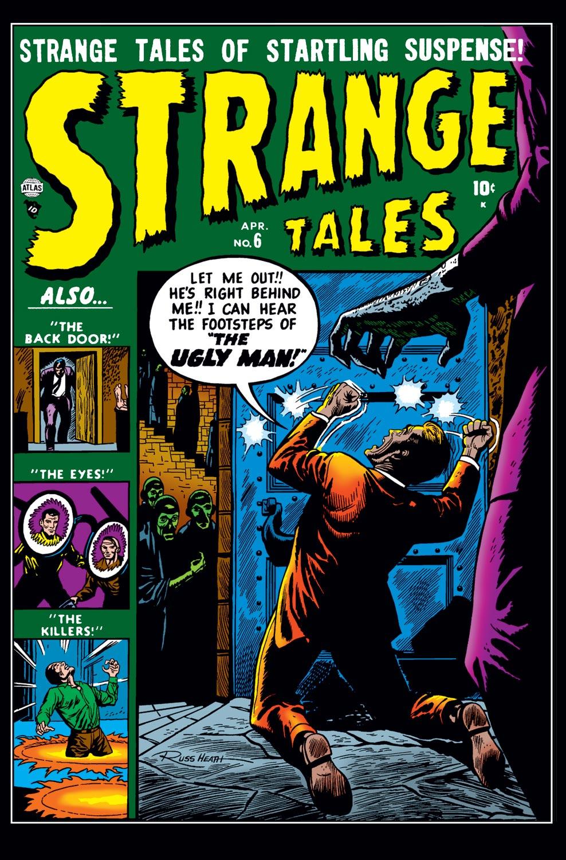 Strange Tales (1951) 6 Page 1
